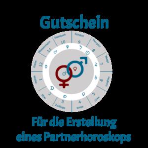 Gutschein Partnerhoroskop
