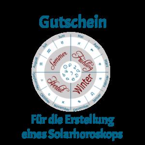 Gutschein Solarhoroskop